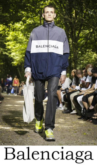 New Arrivals Balenciaga Spring Summer 2018 Men's