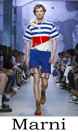 New Arrivals Marni Spring Summer 2018 Men's