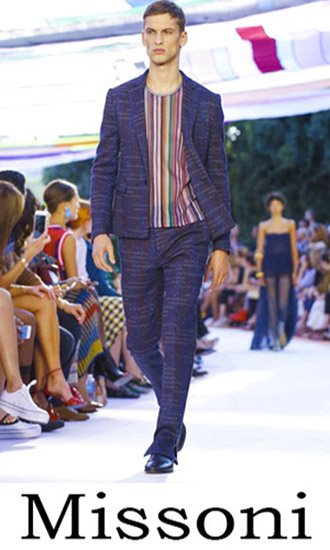 New Arrivals Missoni 2018 Men's Clothing