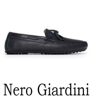 New Arrivals Nero Giardini 2018 Men's Shoes
