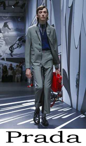 New Arrivals Prada Spring Summer 2018 Men's
