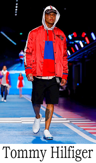 New Arrivals Tommy Hilfiger Spring Summer 2018 Men's