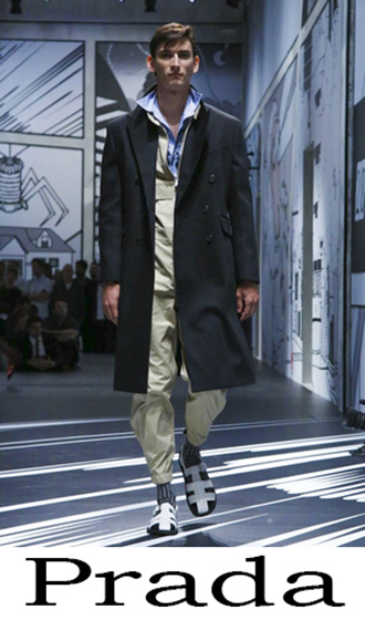 Prada Spring Summer 2018 Men's Clothing