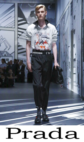 Prada Spring Summer 2018 Men's