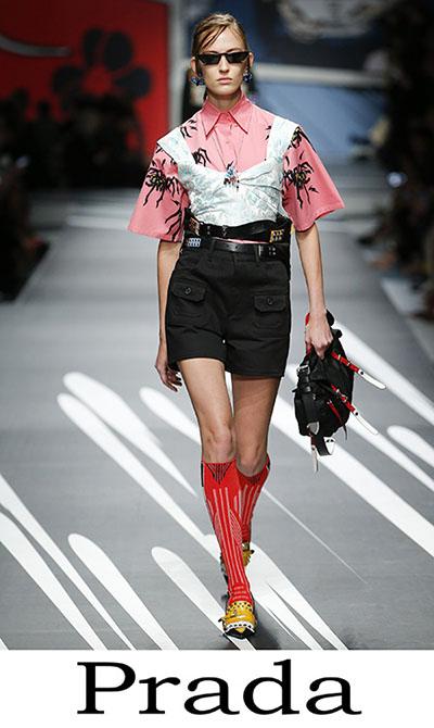 Prada Women's Clothing Spring Summer