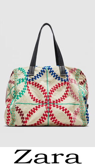 Shopper Zara Handbags Women's Spring Summer