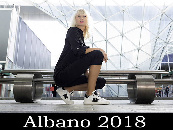 Sneakers Albano women's shoes spring summer