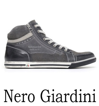 Sneakers Nero Giardini Footwear Men's Spring Summer