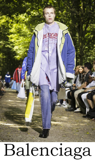 Style Brand Balenciaga Men's Clothing Spring Summer