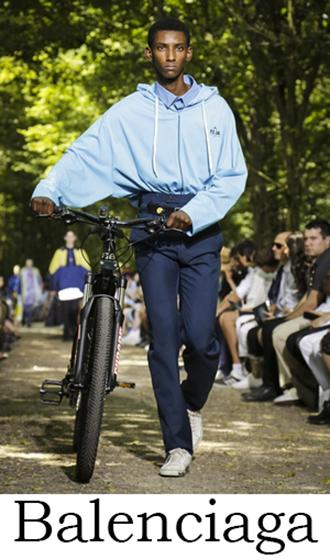 Style Brand Balenciaga Spring Summer 2018 Men's