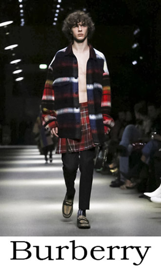 Style Brand Burberry Fall Winter 2018 2019 Men's