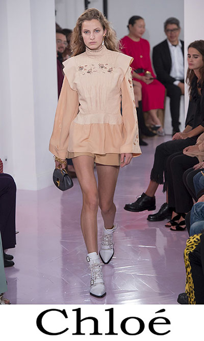 Style Brand Chloé Spring Summer 2018 Women's