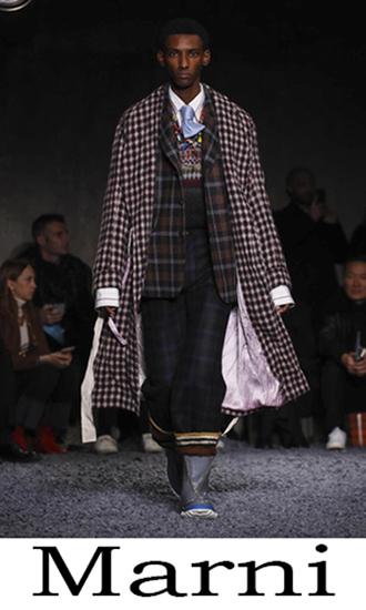 Style Brand Marni Men's Clothing Fall Winter