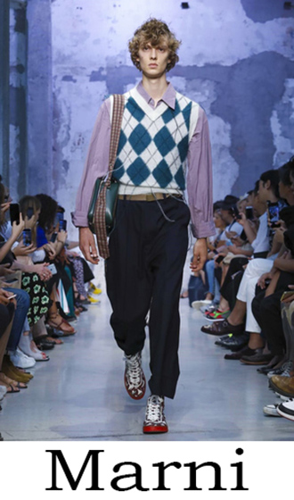 Style Brand Marni Men's Clothing Spring Summer