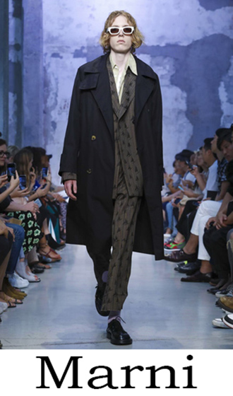 Style Brand Marni Spring Summer 2018 Men's