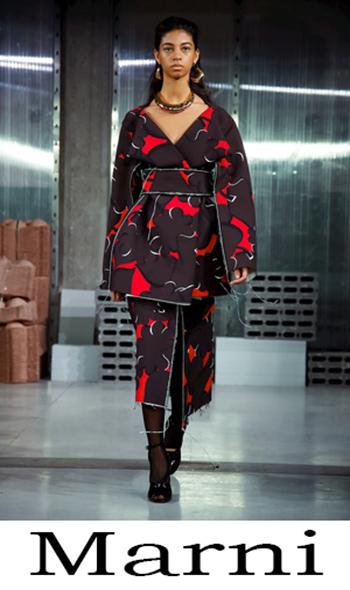 Style Brand Marni Women's Clothing Fall Winter