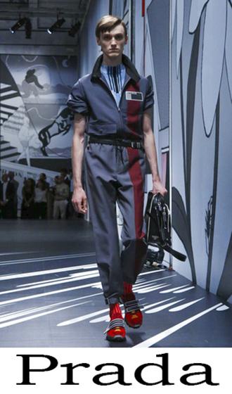 Style Brand Prada Spring Summer 2018 Men's
