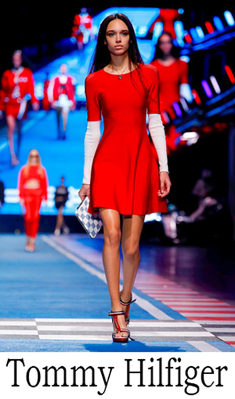 Style Brand Tommy Hilfiger Spring Summer 2018