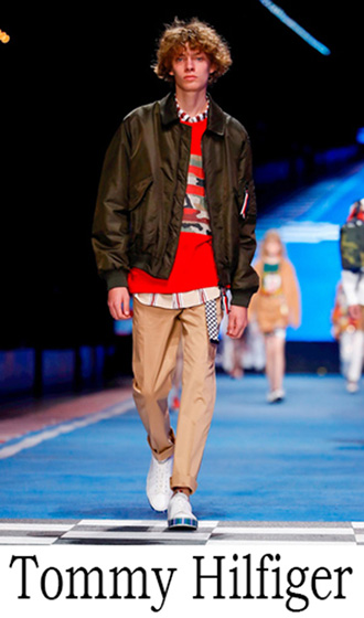 Tommy Hilfiger Spring Summer 2018 Men's