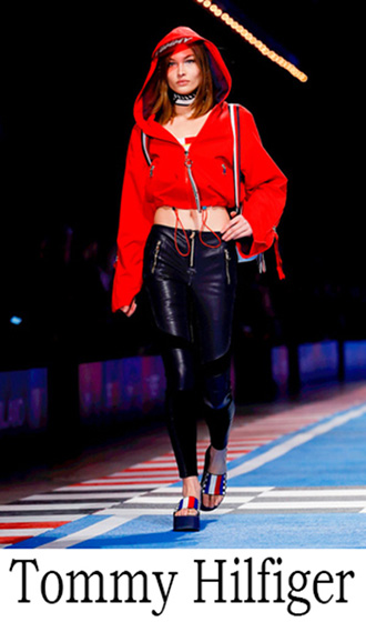 Tommy Hilfiger Spring Summer 2018 Women's Clothing