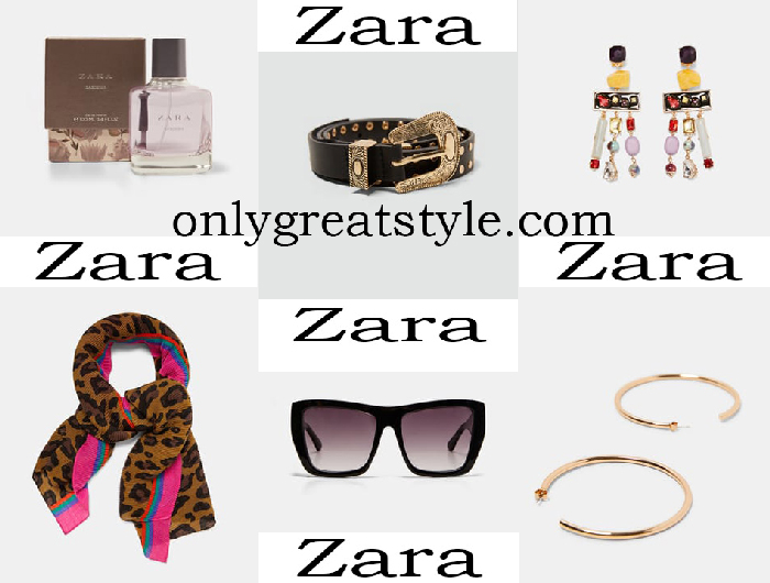 Zara Accessories Spring Summer Women's Collection