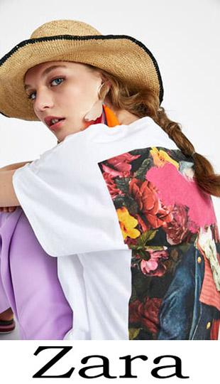 Zara Clothing Spring Summer 2018 Women's Look