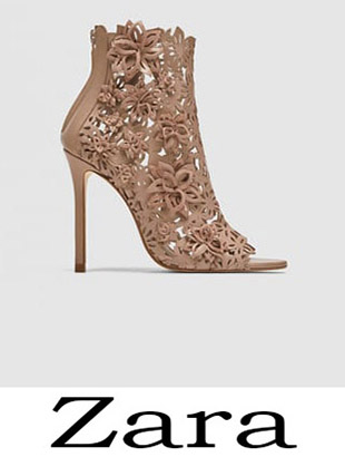Zara Shoes Spring Summer 2018 Women's News