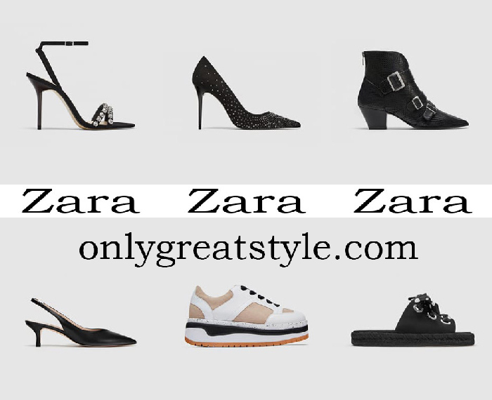 Zara Shoes Spring Summer Women's Footwear