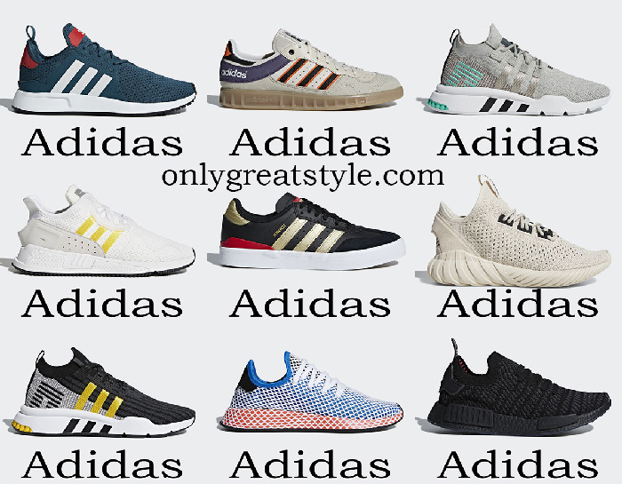 Adidas Originals Men's Shoes Spring Summer