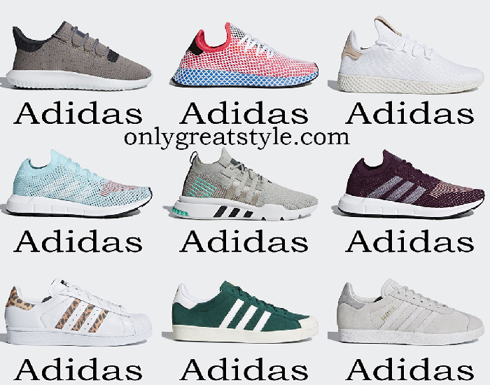 Adidas Originals Women's Shoes Spring Summer