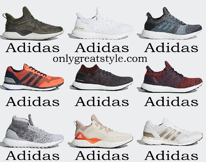 Adidas Running Men's Shoes Spring Summer