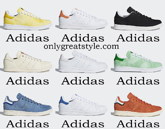 Adidas Stan Smith Men's Shoes Spring Summer