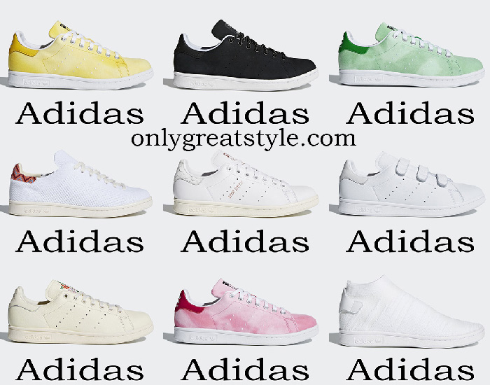 Adidas Stan Smith Women's Shoes Spring Summer
