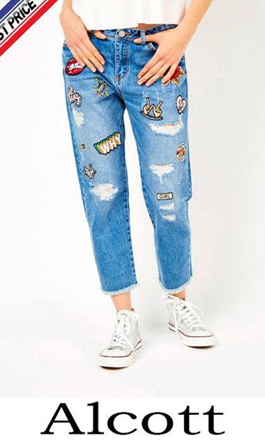 Alcott Jeans 2018 New Arrivals Women's