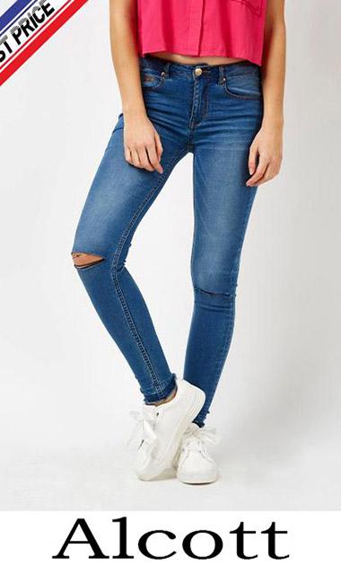 Alcott Jeans 2018 Women's New Arrivals