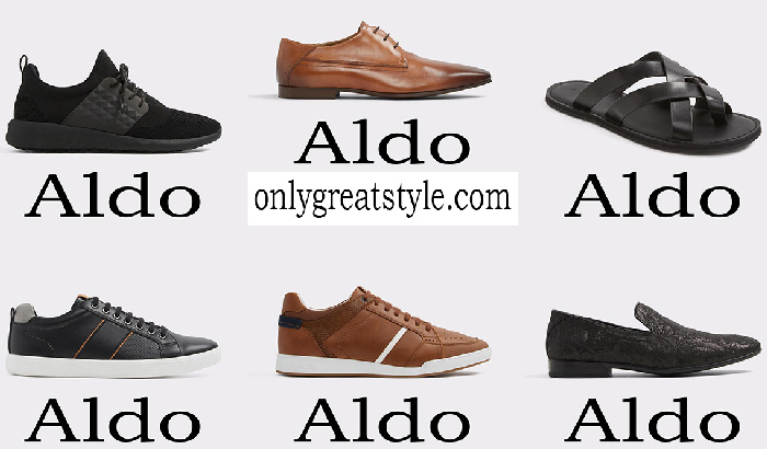 Aldo Shoes Spring Summer Men's Footwear