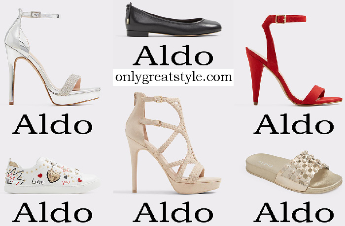 Aldo Shoes Spring Summer Women's Footwear