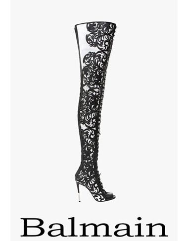 Balmain Boots 2018 Women's Spring Summer