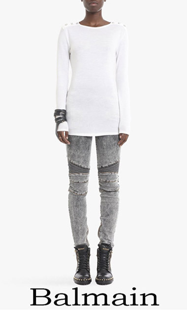 Balmain Jeans 2018 New Arrivals Women's