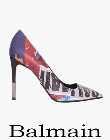 Balmain Shoes 2018 Women's New Arrivals
