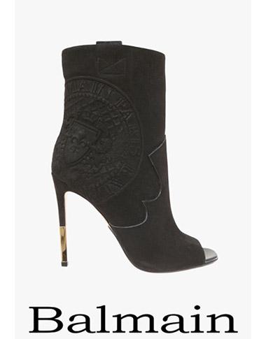 Balmain Spring Summer 2018 Women's Boots