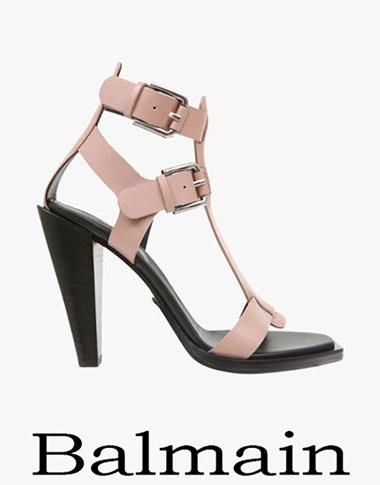 Balmain Spring Summer 2018 Women's Shoes