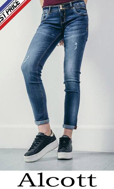 Clothing Alcott Jeans 2018 Women's Spring Summer
