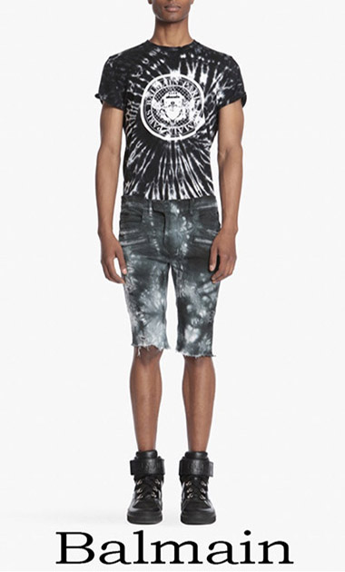 Clothing Balmain Men's Jeans Spring Summer