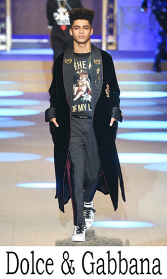 Clothing Dolce Gabbana Fashion Men's Fall Winter
