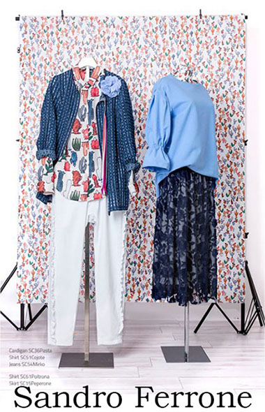 Clothing Sandro Ferrone Catalogo 2018 Dresses 3