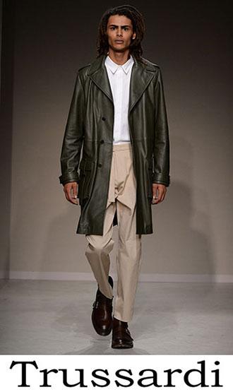 Clothing Trussardi Fashion Men's Spring Summer