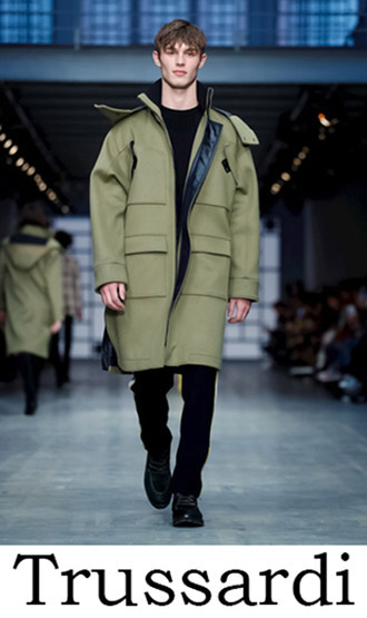 Clothing Trussardi Lifestyle Men's Fall Winter