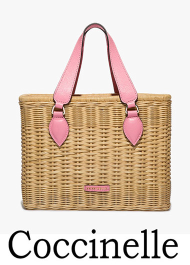 Coccinelle Bags Spring Summer 2018 Women's Look
