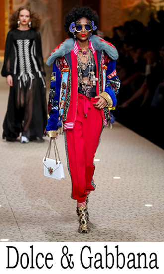 Dolce Gabbana Lifestyle Fall Winter 2018 2019 Women's